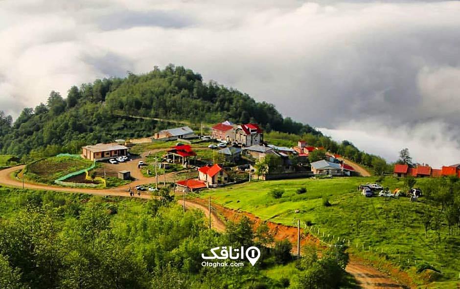 مکان های گردشگری و جاذبه های توریستی و تفریحی املش