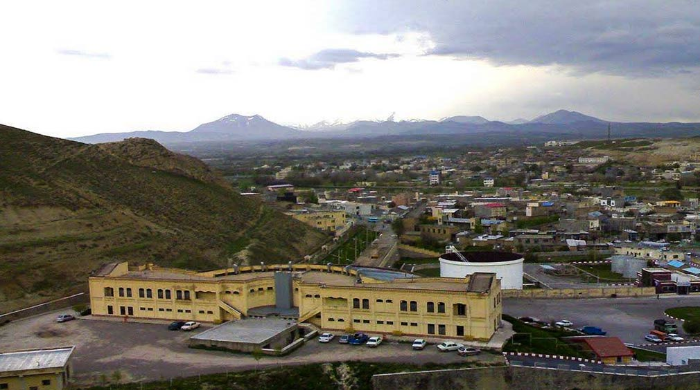 جاهای دیدنی بستان آباد