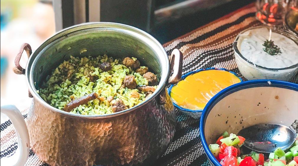غذاهای محلی استان فارس