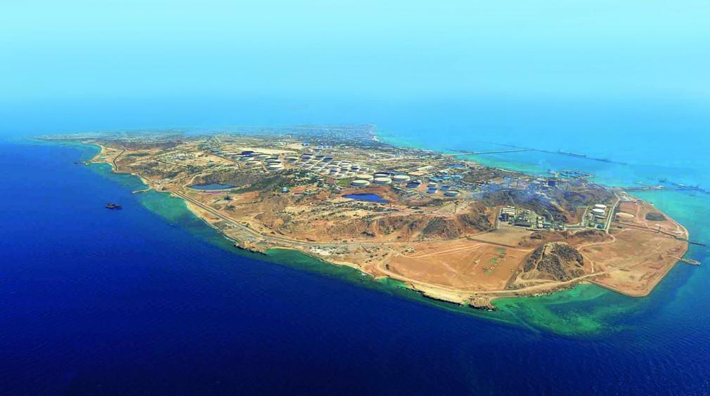 جزیره های ایران