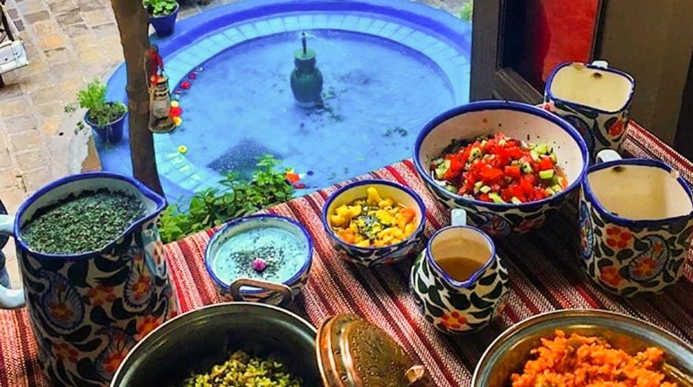 بهترین ستوران های شیراز