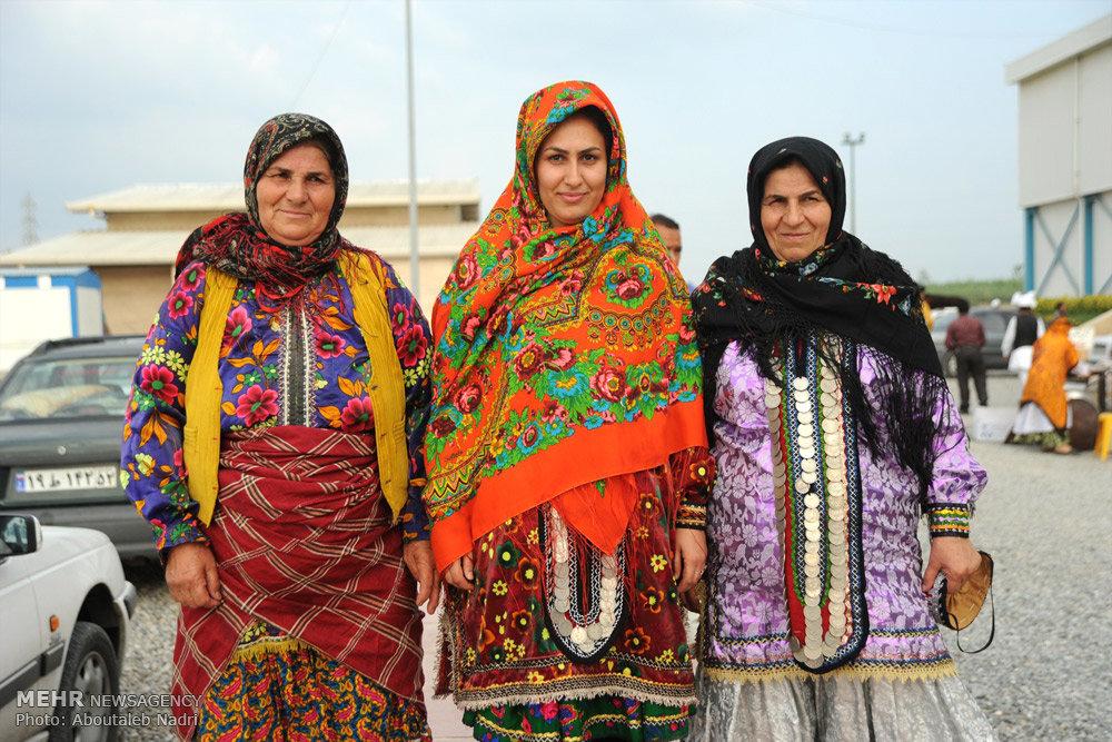 صنایع دستی استان گلستان