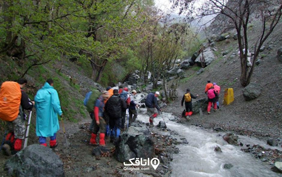 کوهنوردی در تهران