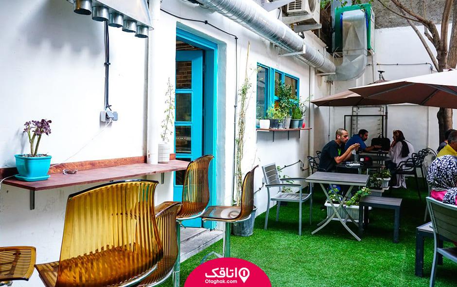کافه گراف تهران