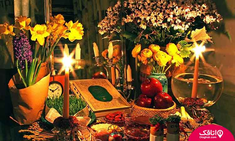 رسم و رسوم عید نوروز