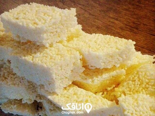 برنجک شیرینی محلی رامسر