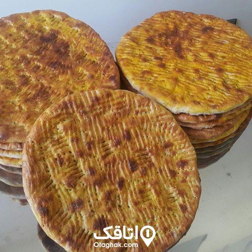 نان محلی ماسال