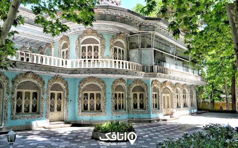 موزه زمان یکی از جاهای دیدنی تهران