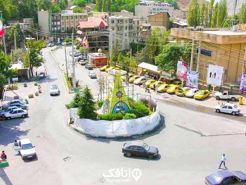 میدان فشم
