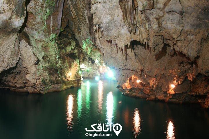 غار سهولان مهاباد