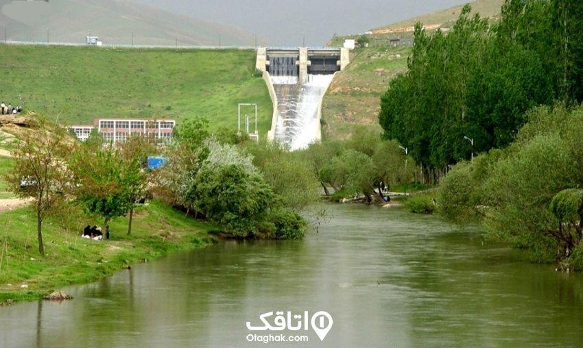 پارک ملت مهاباد
