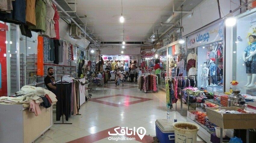 بازار تاناکورای مهاباد