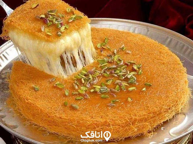 شیرینی های تبریز