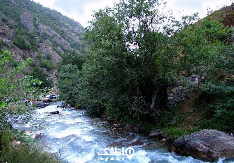 رودخانه چالوس