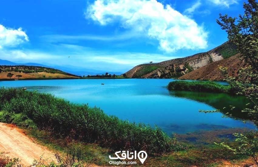 دریاچه ولشت کلاردشت