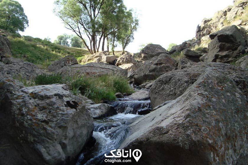 آبشارهای سرعین