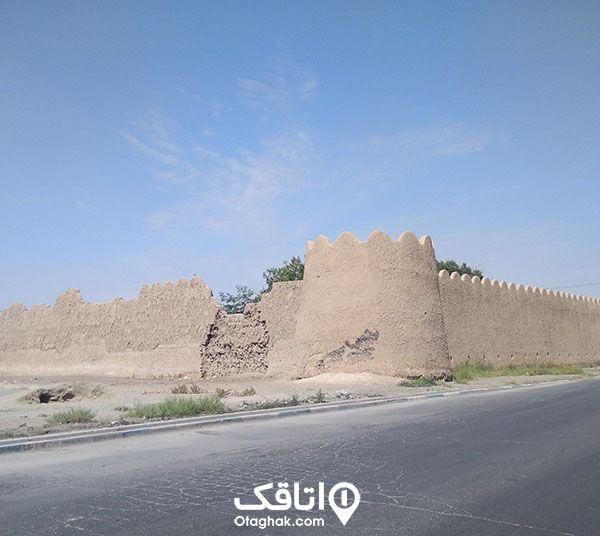 قلعه تاریخی شهریار