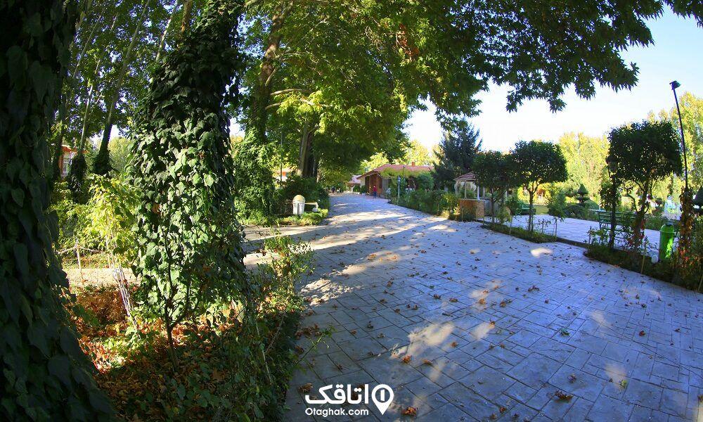دهکده گردشگری چهار باغ