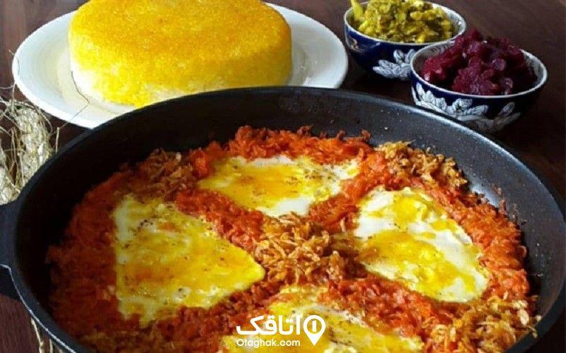 غذاهای محلی ورامین