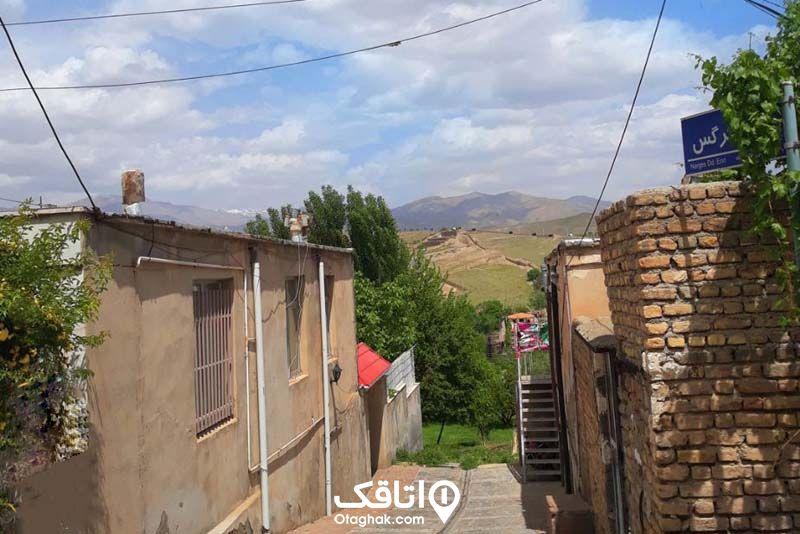 روستای طاهرآباد بومهن