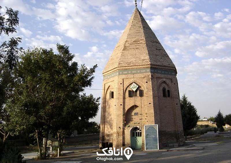 امامزاده سید مطهر بومهن