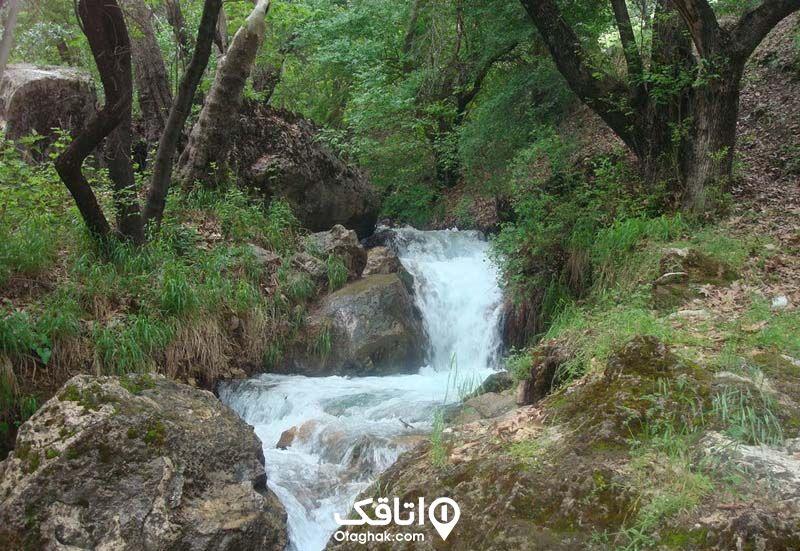 آبشار لارچشمه ماسوله