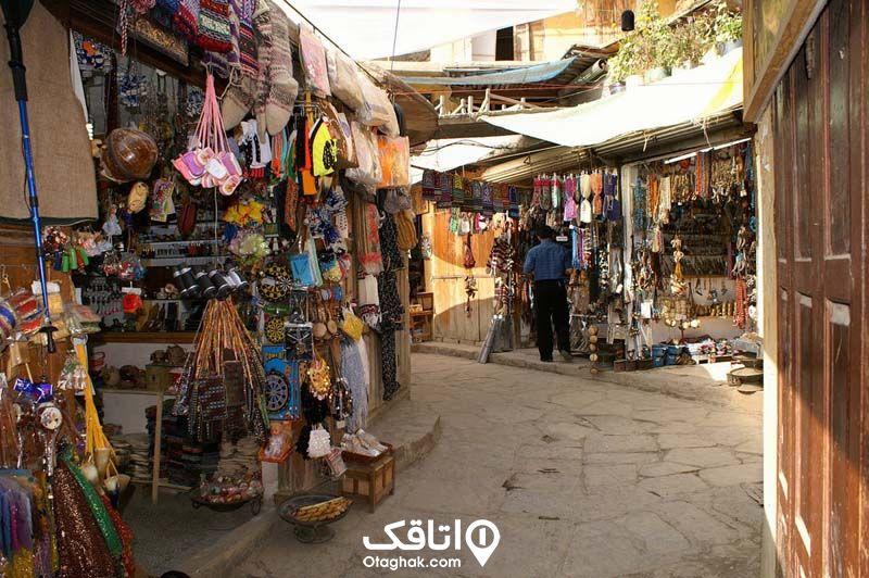 بازار سنتی ماسوله