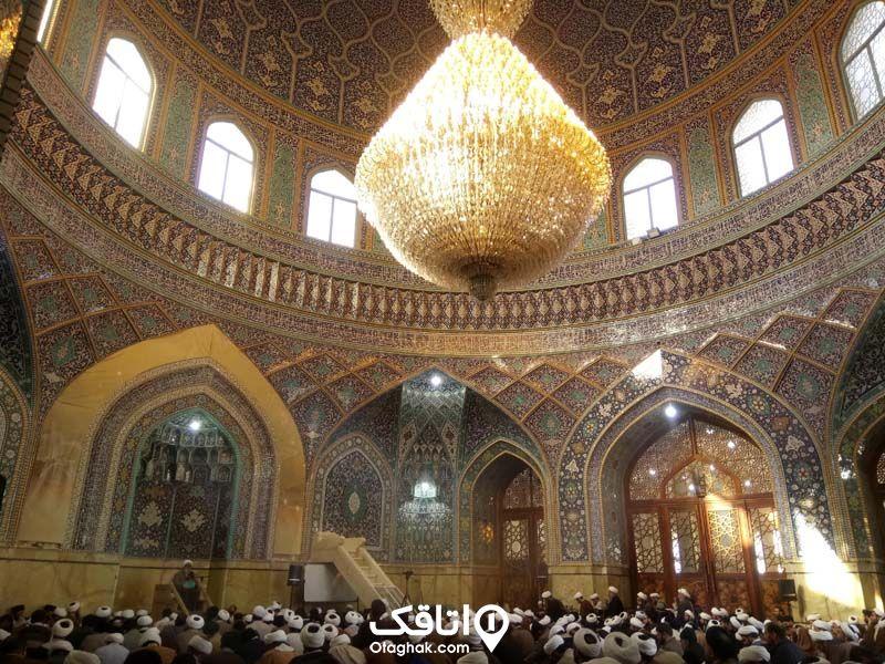 مسجد اعظم قم
