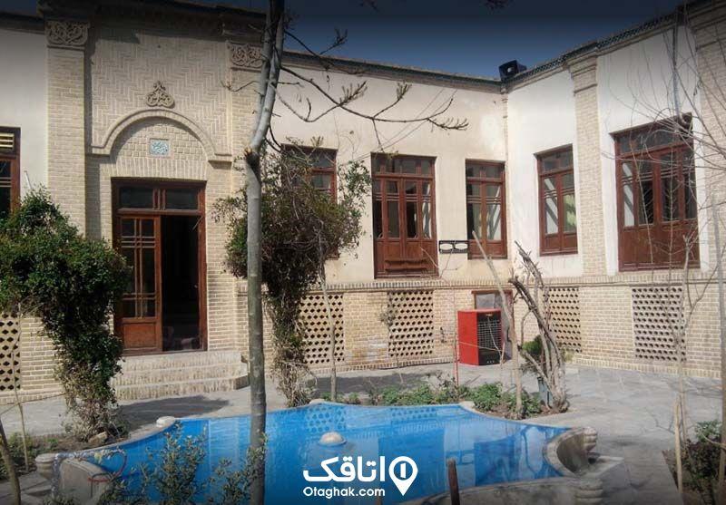 خانه امام خمینی قم