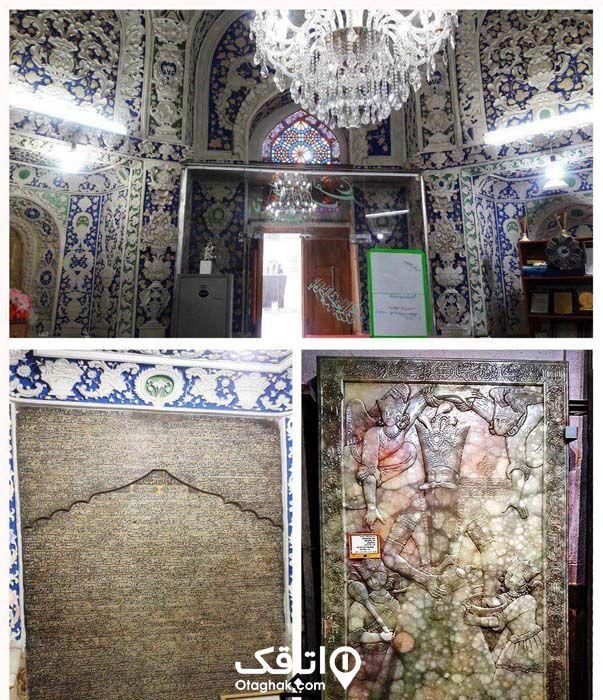 مقبره فتحعلی شاه قاجار