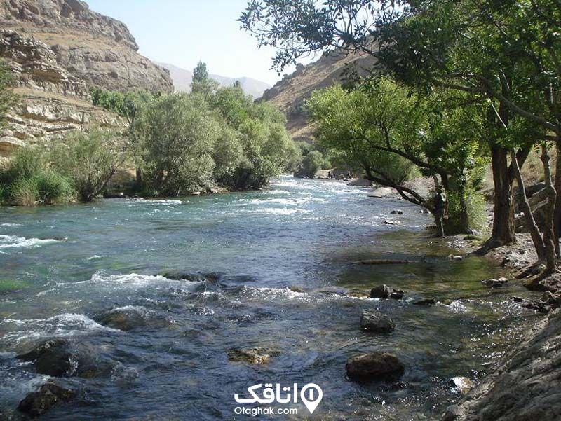 رودخانه میگون