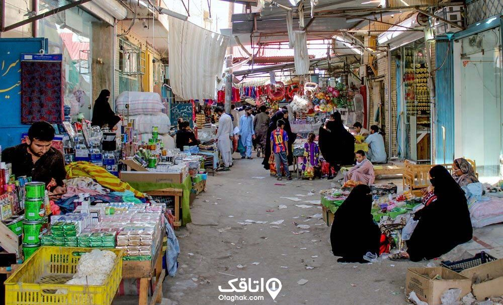بازار مادربزرگان