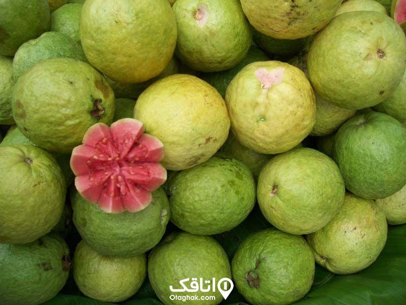 میوه های استوایی چابهار