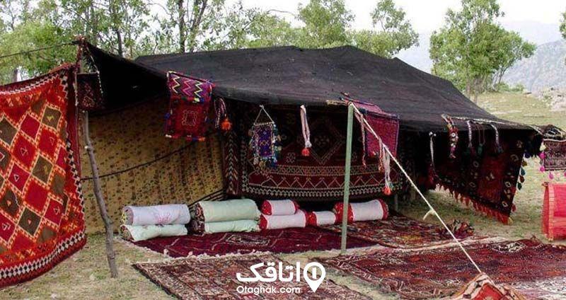 سیاه چادر عشایر