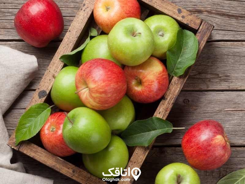 سیب سوغات میگون